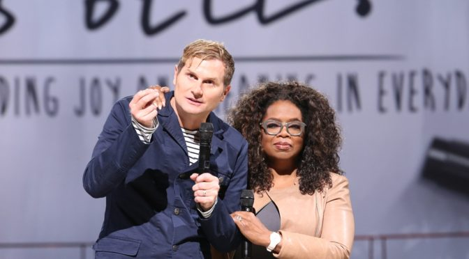 Rob Bell is very upset 'the Bible has caused so much damage'